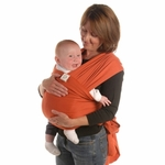 Moby Wrap Baby Carrier Sienna