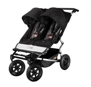 Mountain Buggy Duet Stroller (2012)