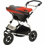 Mountain Buggy Urban Jungle & Plus One Car Seat Adapter Evenflo
