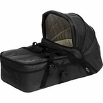 Mountain Buggy Urban Jungle & Plus One Carry Cot Black