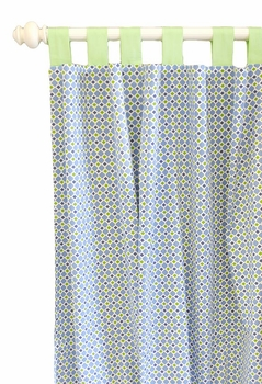 New Arrivals Inc Boardwalk Curtain Panels