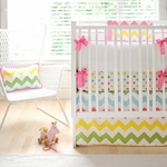 New Arrivals Inc Zig Zag Baby in Rainbow