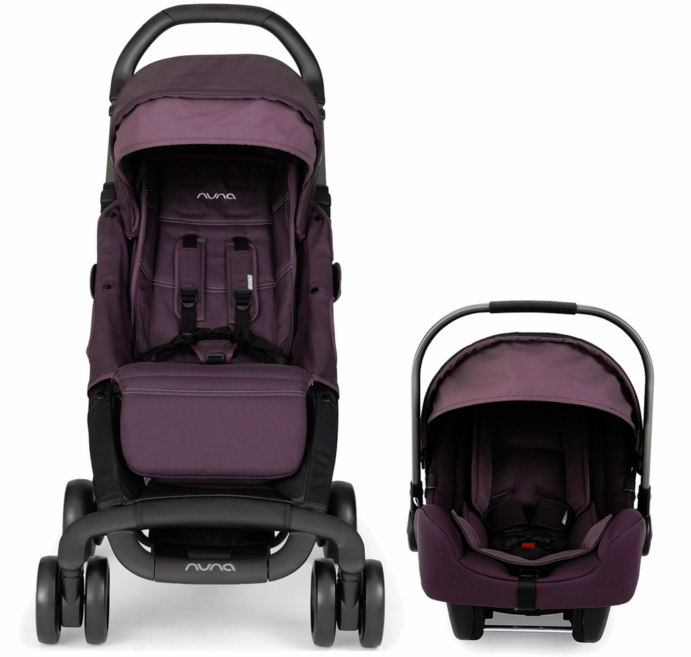 Nuna Pepp Pipa Travel Systems Free Shipping