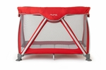 Nuna Sena Mini Playard Scarlet