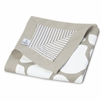 Oilo Cobblestone Crib Play Blanket
