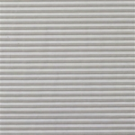 Oilo Crib Sheet Striped Taupe