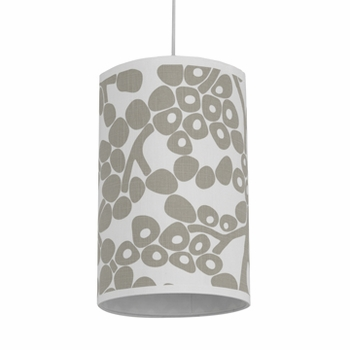 Oilo Taupe Modern Berries Cylinder
