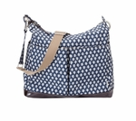 OiOi 2 Pocket Hobo Diaper Bags