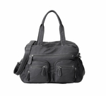 OiOi Carry-All Black Buffalo
