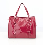 OiOi Patent Leather Totes