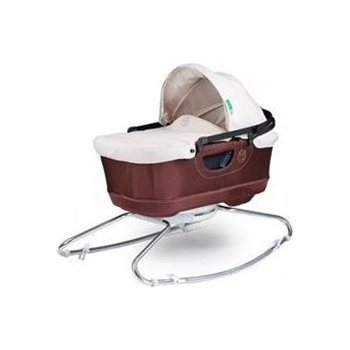 Orbit Baby G2 Bassinet Cradle + Rocker Mocha