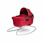 Orbit Baby G2 Bassinet Cradle + Rocker Ruby