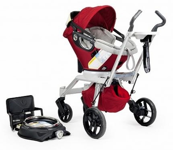 Orbit Baby G2 Stroller Travel System