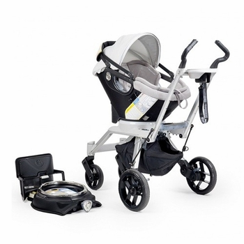 Orbit Baby G2 Stroller Travel System Black