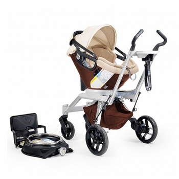 Orbit Baby G2 Stroller Travel System Mocha