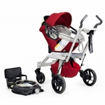 Orbit Baby G2 Stroller Travel System Ruby