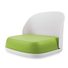 OXO Tot Booster Seat Green