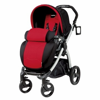Peg Perego Book Plus 2013 Stroller Flamenco