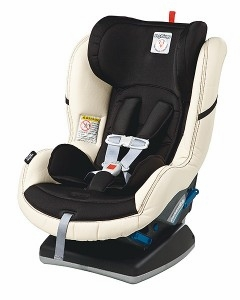 Peg Perego Primo Viaggio Convertible Car Seat SIP 5/65 Paloma Leather