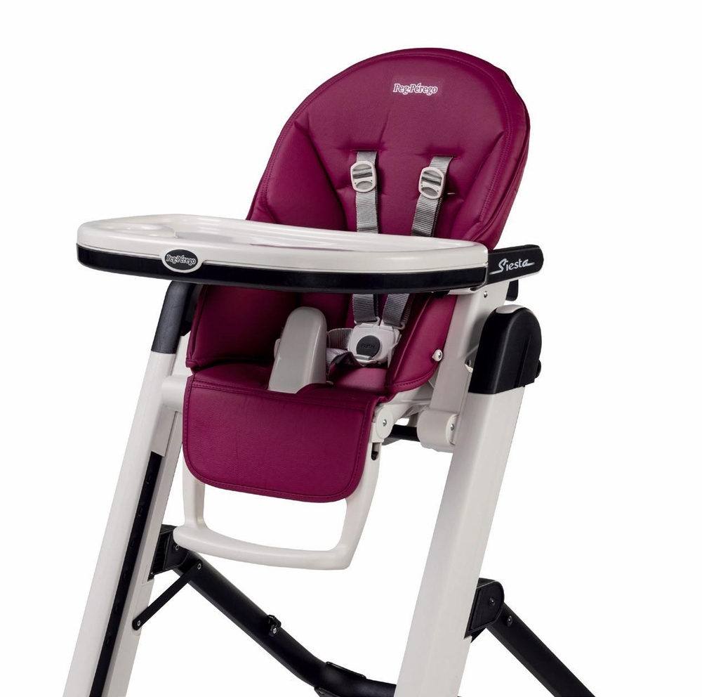 High Chair With Adjustable Footrest Peg Perego Siesta Highchair - Free Shipping!