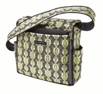 Petunia Pickle Bottom Citrine Roll Shoulder Bag