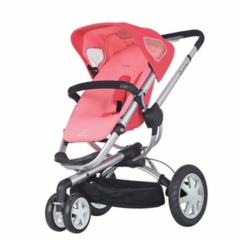 Quinny Buzz Stroller Pink Blush