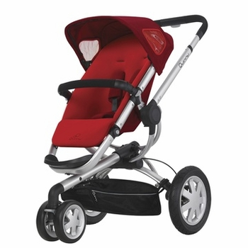 Quinny Buzz Stroller Rebel Red