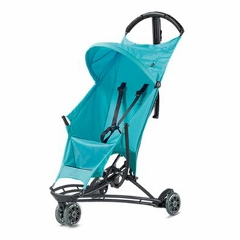 Quinny Yezz Stroller Seat Cover Blue Loop