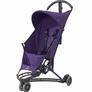 Quinny Yezz Stroller Seat Cover Purple Rush