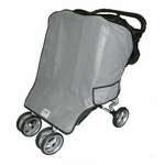 Sasha's Baby Jogger City Mini Double Sun/Bug Cover