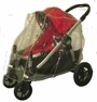 Sasha's Baby Jogger City Select Stroller Single Rain Cover