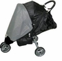 Sasha's Baby Jogger City Mini & GT Single Sun Cover