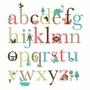 Skip Hop Alphabet Zoo Wall Decals