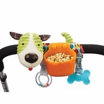 Skip Hop Puppy Stroller Bar Snack Tray