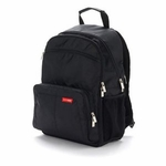 Skip Hop Via Backpack Diaper Bag Black
