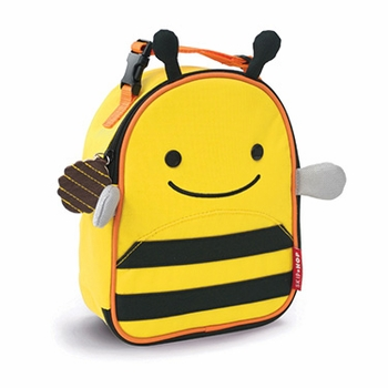 Skip Hop Zoo Lunchies Bag Bee