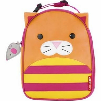 Skip Hop Zoo Lunchies Bag Cat