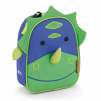 Skip Hop Zoo Lunchies Bag Dinosaur