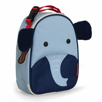 Skip Hop Zoo Lunchies Bag Elephant