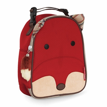 Skip Hop Zoo Lunchies Bag Fox