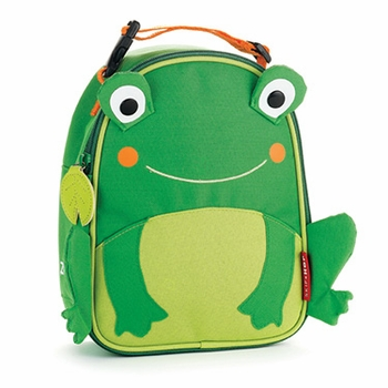 Skip Hop Zoo Lunchies Bag Frog