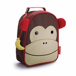 Skip Hop Zoo Lunchies Bag Monkey