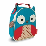 Skip Hop Zoo Lunchies Bag Owl