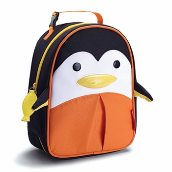 Skip Hop Zoo Lunchies Bag Penguin