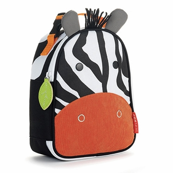 Skip Hop Zoo Lunchies Bag Zebra
