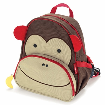 Skip Hop Zoo Pack Monkey