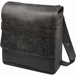 Sons of Trade Rubicon Rucksack Distressed Black Leather
