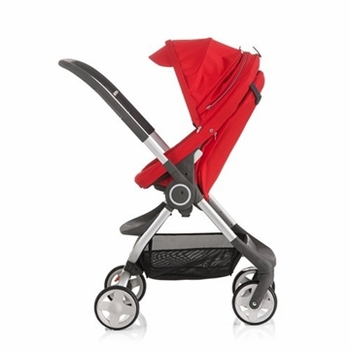 Stokke Scoot Stroller Red