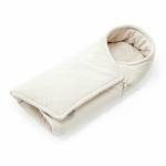 Stokke Stroller Sleeping Bag Beige Fleece