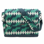 Timi&Leslie Canvas Collection Messenger Bag